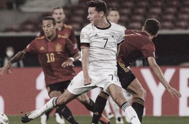 Gayá, el héroe de 'La Roja' en la UEFA Nations League