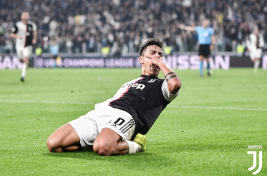 La Juventus vince di rimonta: una doppietta di Dybala abbatte lo Spartak Mosca (2-1)