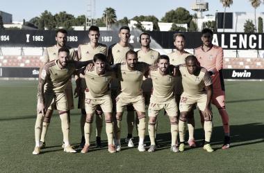 Análisis post FC Cartagena: el equipo albinegro sigue haciendo piña