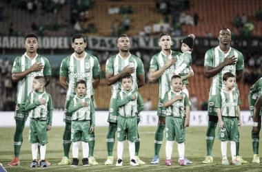 Foto: Atlético Nacional