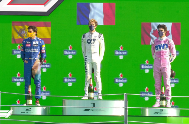 Pazza pazza gara a Monza: Vince Gasly e torna l'Alpha Tauri