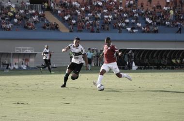 Coritiba garante empate contra o Vila Nova e se mantém no G-4 da Série B