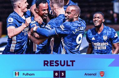 Premier League - L' Arsenal cala il tris nel derby