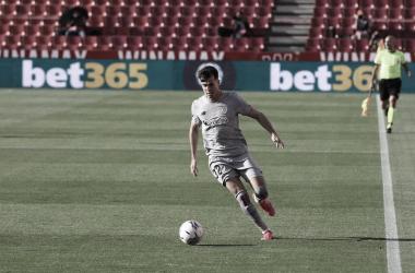 Joia do Athletic Bilbao, Jon Morcillo lamenta estreia com derrota em LaLiga