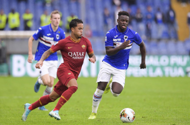 Serie A - Tra Sampdoria e Roma vince la noia: 0-0 al Ferraris