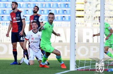 Serie A - Parte bene la Lazio: Cagliari battuto 0-2