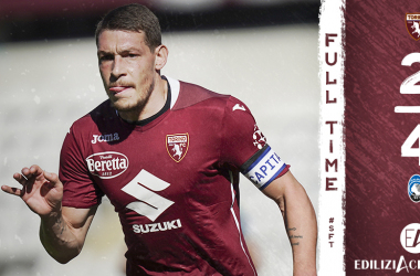 La solita Atalanta demolice il Torino: la Dea vince 2-4