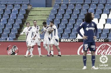 Getafe CF vs SD Eibar / Foto: LaLiga