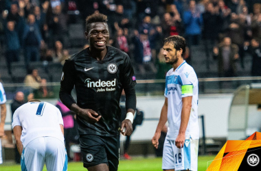 Europa League- Lazio, che imbarcata in Germania! L'Eintracht domina e cala il poker (4-1)