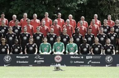 "Eintracht Frankfurt 2015/2016: Armin Veh al rescate del ""EuroFrankfurt"""
