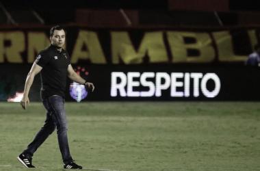 Após vitória contra Corinthians, Jair Ventura vê evolução e assimilação de ideias no Sport