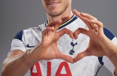 Bale heading back to Spurs