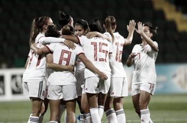 España jugará ante Marruecos y Ucrania en la fecha FIFA de octubre | Fotografía: Sefutbol Fem
