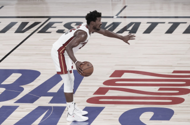 Jimmy Butler se pide un café triple-doble y Miami sigue con opciones