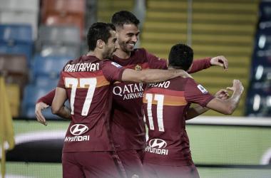 Em jogo franco, Roma supera Udinese e conquista primeira vitória na Serie A