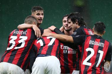 Serie A - Succede tutto nella ripresa: il Milan batte lo Spezia e vola in testa