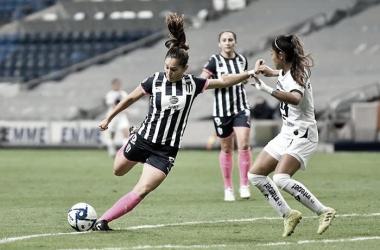 Con una victoria Monterrey Femenil desde lo más alto despide a Pumas
