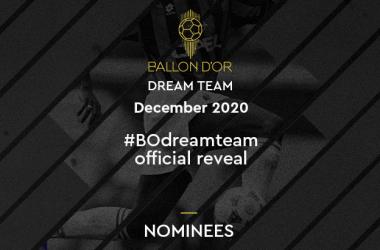 Los 6 madridistas nominados al Balón de Oro Dream Team