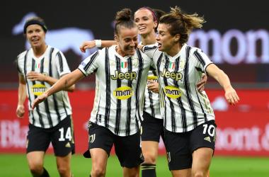 Serie A Femminile: alla Juventus la partita di San Siro