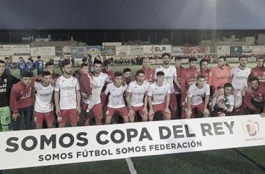 El Atlético Antoniano, primer rival del Betis en la Copa del Rey