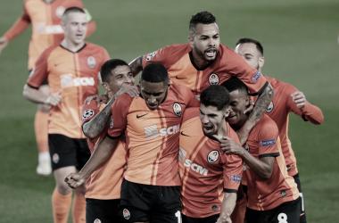 Soberania na etapa inicial garante triunfo do Shakhtar contra Real Madrid pela Champions