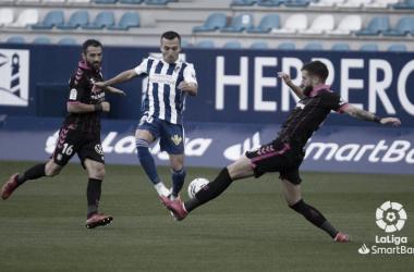 El Tenerife vuelve a las andadas (1-0)