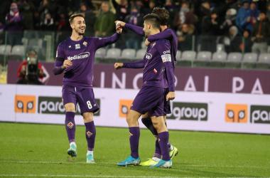 Coppa Italia - Fiorentina agli ottavi: battuto il Cittadella 2-0