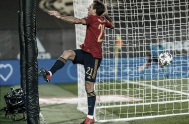 """Oyarzabal: """"Los once somos """"culpables"""" del gol"""""""