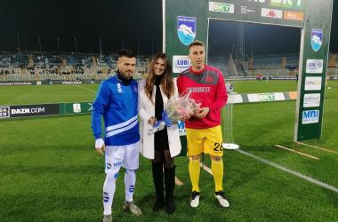 Fonte foto: Twitter Pescara Calcio