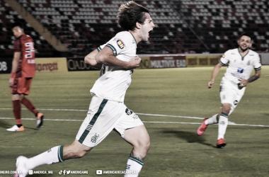 Bola parada decide em vitória do América-MG sobre Botafogo-SP; time mineiro firme no G-4