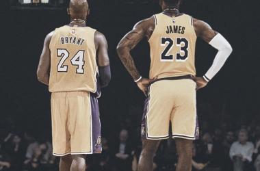 Los ángeles sonríen desde el cielo y los Lakers ganan la NBA