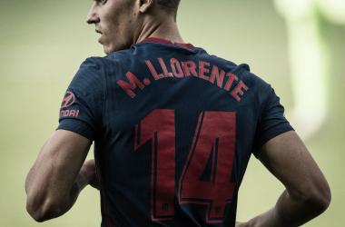 """Marcos Llorente: """"Nosotros siempre salimos a por todos los títulos"""""""