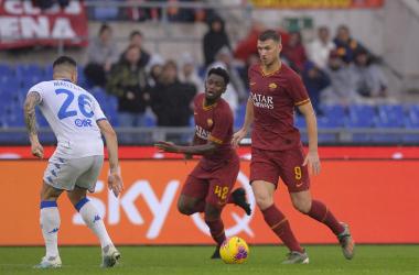 La Roma schianta il Brescia: 3-0 all'Olimpico