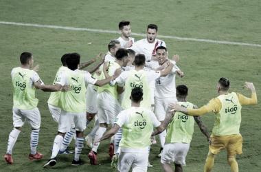 Paraguai derrota Venezuela fora de casa e assume terceiro lugar nas Eliminatórias da Copa