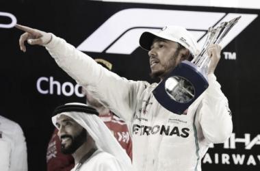 Hamilton, último vencedor del año