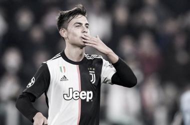 No Grupo D da Champions, Dybala garante Juventus na ponta; Leverkusen segue vivo