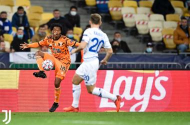 La Juventus si conferma inna-Morata: Dinamo Kiev battuta da due gol dello spagnolo