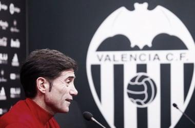 """Marcelino: """"Nuestro objetivo en Sevilla es ganar"""""""