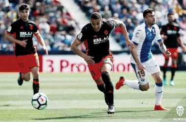 Rodrigol acerca al Valencia CF a la Champions