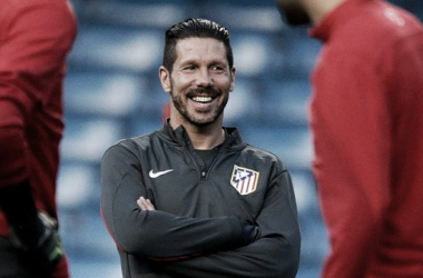 Simeone avisa que buscara algún jugador mas I Foto: @Atleti