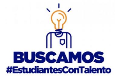 Logo del proyecto. Fuente: #EstudiantesconTalento