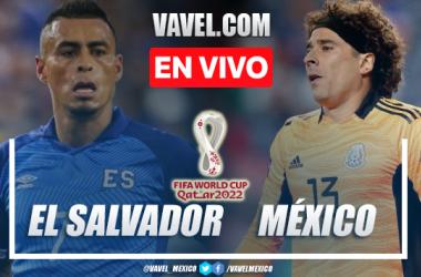 Goles y resumen del México 2-0 El Salvador en Eliminatorias Qatar 2022