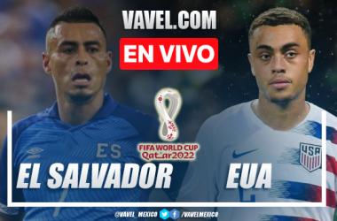 Resumen de El Salvador 0-0 Estados Unidos en Eliminatorias Qatar 2022