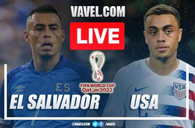 Match highlights: El Salvador 0-0 USMNT in CONCACAF Qualifiers