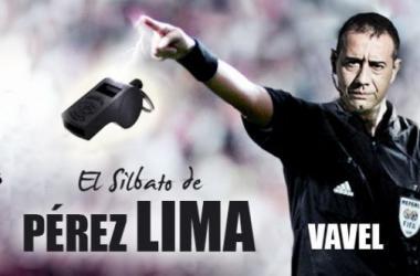 El silbato de Pérez Lima: jornada 2, Liga BBVA