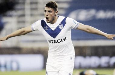 Maximiliano Romero en su última temporada con 'El Fortín'. | Fuente: Twitter.