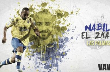 Resumen UD Las Palmas 2015/16: velocidad y ritmo, El Zhar