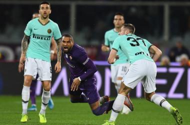 Vlahovic risponde a Borja Valero: 1-1 tra Fiorentina e Inter
