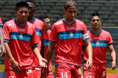 Jugadores de El Nacional anunciaron que no van a entrenar por estar impagos