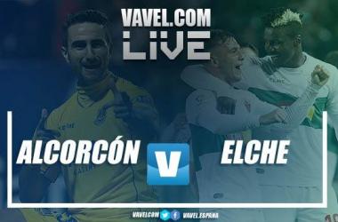 Alcorcón vs Elche en VIVO y en directo online en LaLiga 1|2|3. Imagen: VAVEL